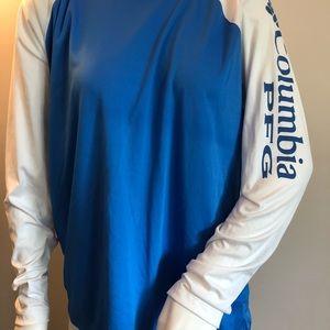 Columbia PFG Omnishade sun protector shirt